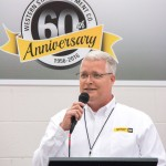 Jeff Painter, Regional Service Manager, talks about the benefits of the new facility.