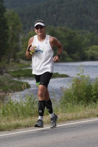 Glenn Burwick, Parts Consultant, discovered a passion for distance running six years ago.